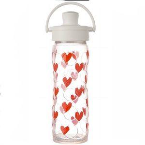2️⃣2/50 Lifefactory Glass Bottle w/Silicone Sleeve